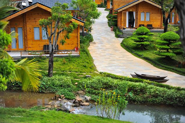Khảo sát Tea Resort Bảo Lộc 09.2020
