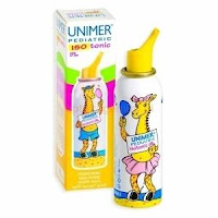 UNIMER PEDIATRIC ISOTONIC SPRAY