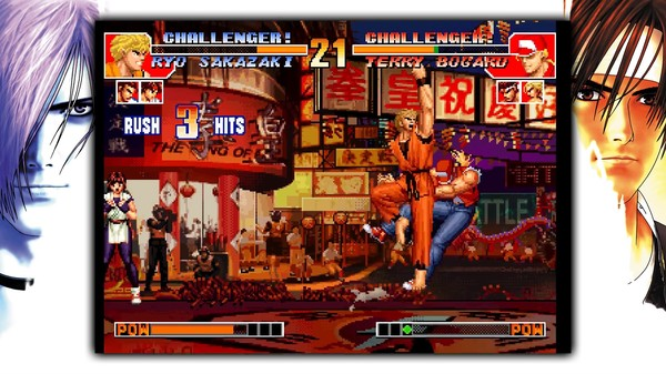 The King of Fighters 97 Global Match For Free