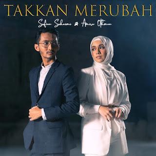 Sufian Suhaimi & Amira Othman - Takkan Merubah MP3