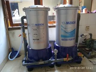MiZUCHi water purifier (model Yamaha)