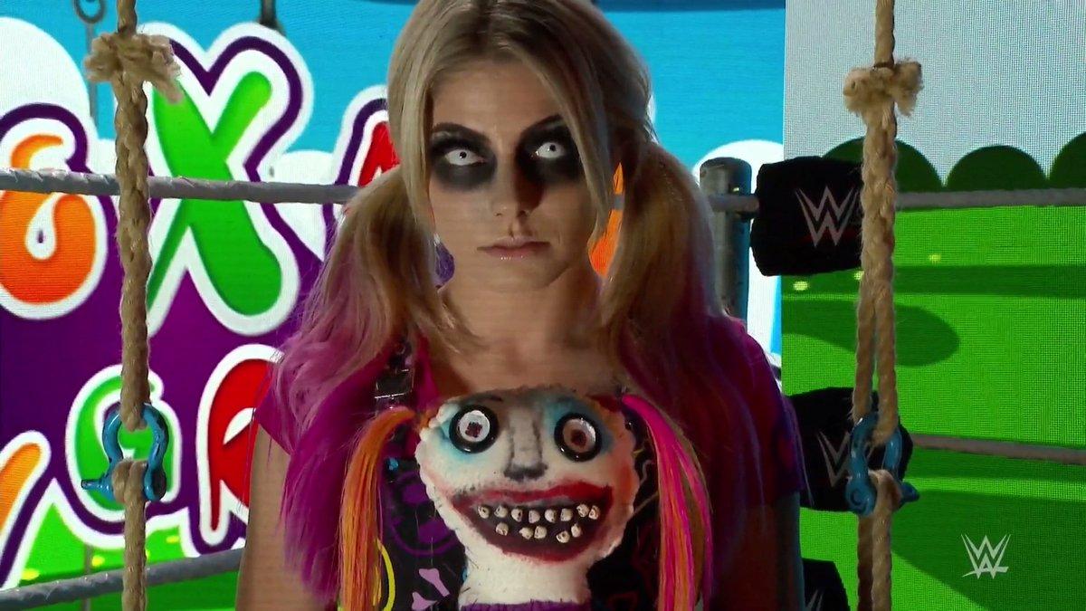 Chelsea Green gostaria de interpretar Lilly na WWE