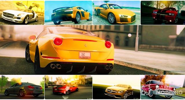 GTA San Andreas Real Prototype Cars Of All Gangs 2021