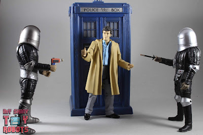 Doctor Who 'The Sontarans' Set 02