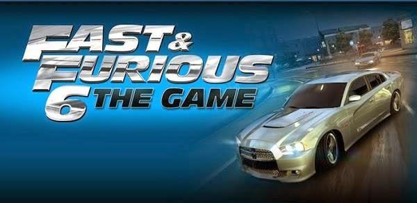 Fast & Furious 6 وصول لعبة Fast & Furious 6 الى اندرويد العاب السرعة  العاب السباق  العاب اندرويد العاب ايفون العاب السرعة  Fast & Furious 6  قيادة السيارة Drift