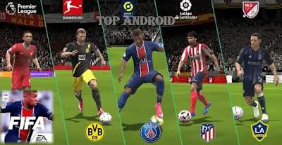 تحميل لعبة FIFA Soccer للاندرويد FIFA 21 Mobile