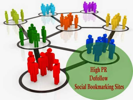 Top High PR Social Bookmarking Websites List ~ HaakBlog