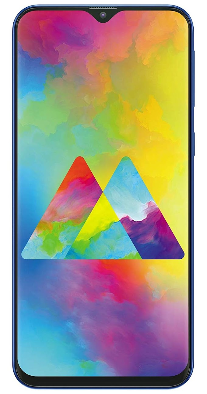 Samsung Galaxy M20 Ocean Blue 4GB RAM 64GB Internal Storage