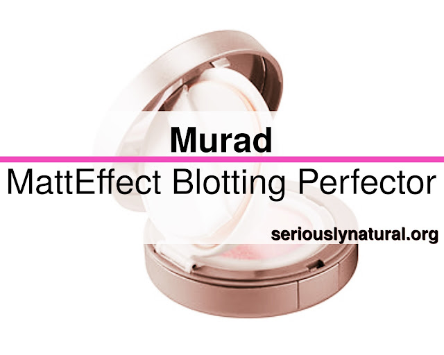 Click here to buy the Murad MattEffect Blotting Perfector to keep your face fresh from Sephora