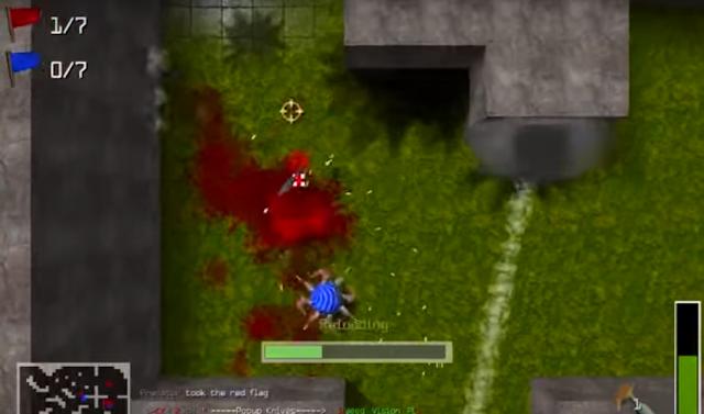 Sniper CTF in BaboViolent 2