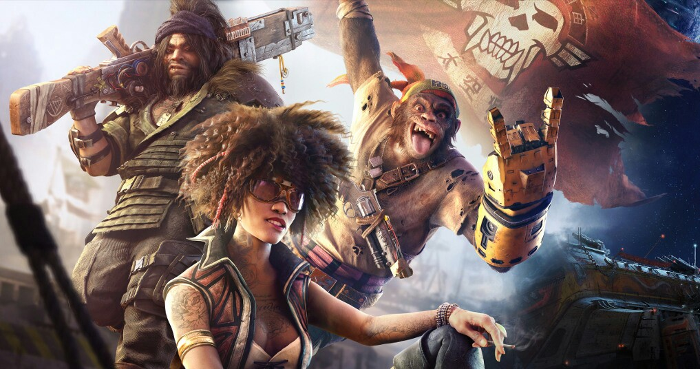 Beyond Good and Evil 2 | Assista ao primeiro gameplay do game