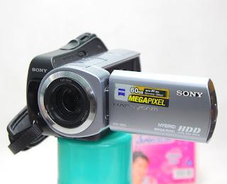 Jual Handycam Sony SR85 Bekas