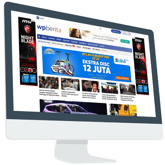 WPberita Thema WordPress