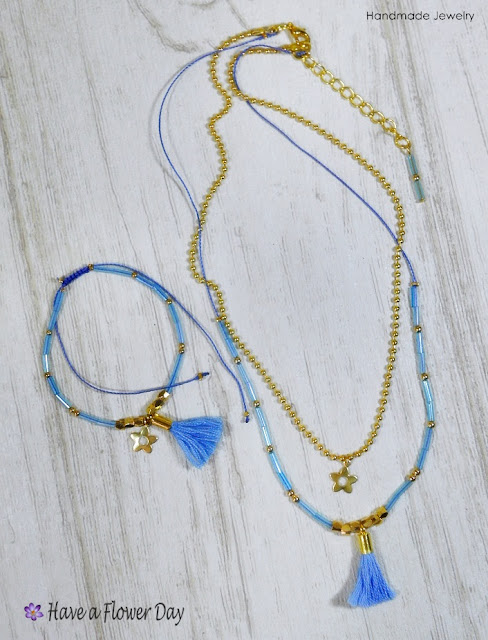 MINIM. Collares y pulseras estilo bohemio · Bohemian necklaces and bracelets