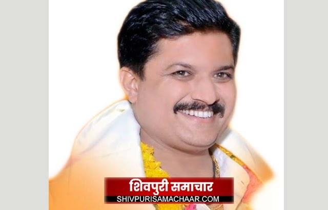 20 अक्टूबर को शिवपुरी विधानसभा में गांधी पदयात्रा करेंगें सांसद डॉ केपी यादव