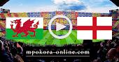 نتيجة مباراة إنجلترا وويلز بث مباشر كورة اون لاين 08-10-2020 مباراة ودية