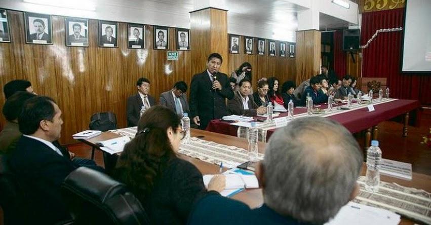 SUTER Cusco y MINEDU avanzan en la solución del pliego de reclamos docente