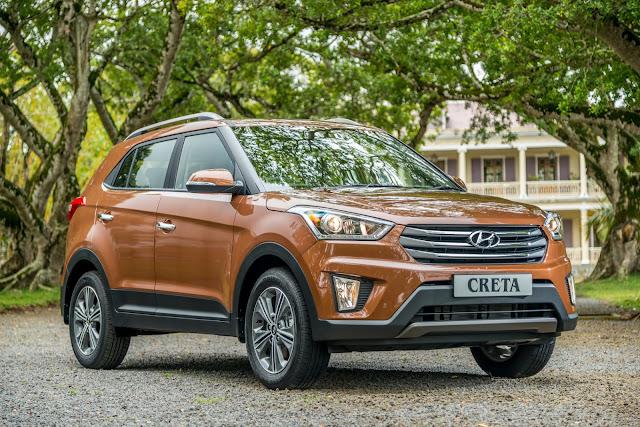 Около 30 тысяч кроссоверов Hyundai Creta отзывают в России