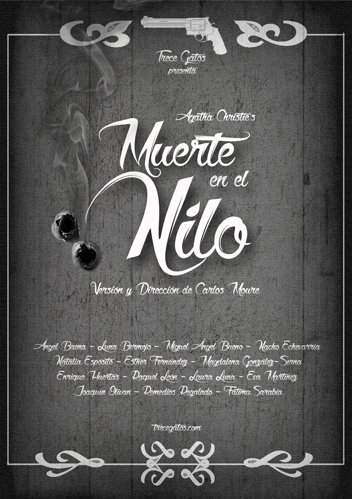 www.muerteenelnilo.blogspot.com