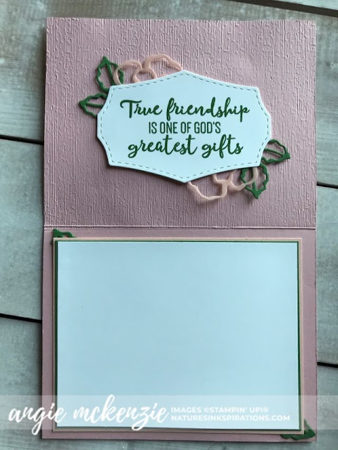 A Wild Rose for Kylie's International Blog Highlights - July 2019 | To A Wild Rose bundle by Stampin' Up!® | Nature's INKspirations by Angie McKenzie