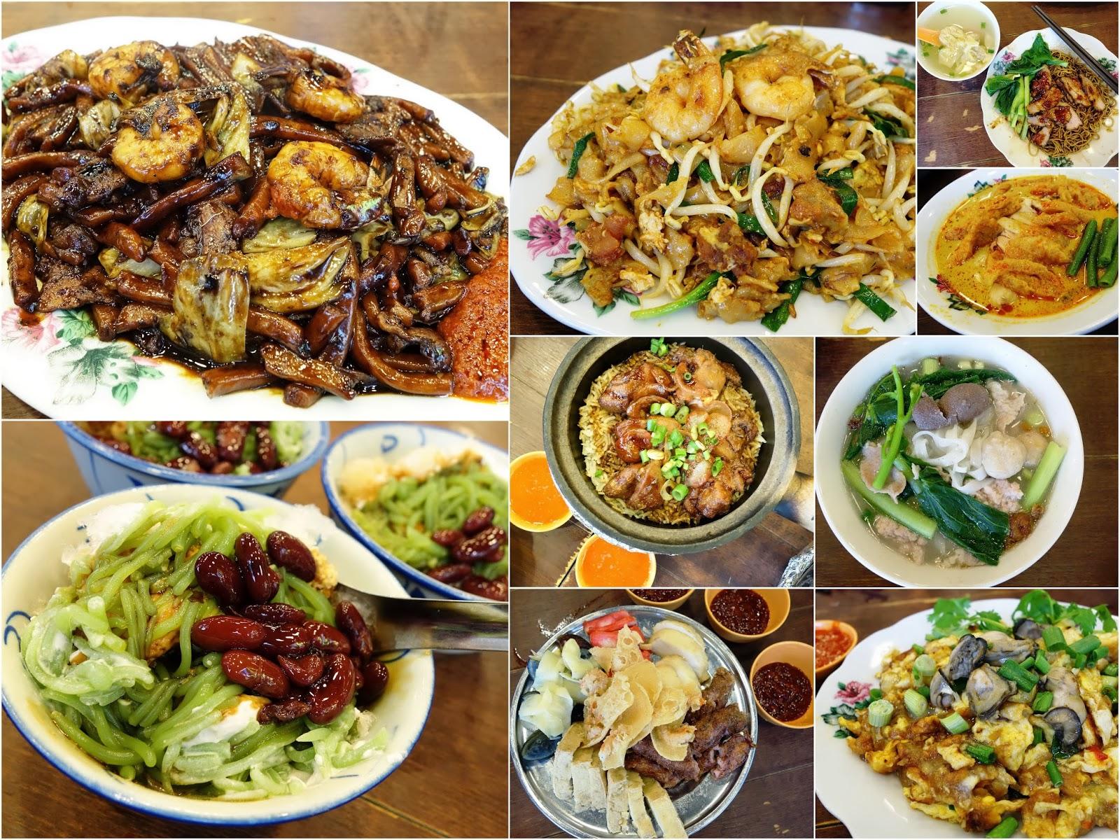 Malaysian Food Calories List
