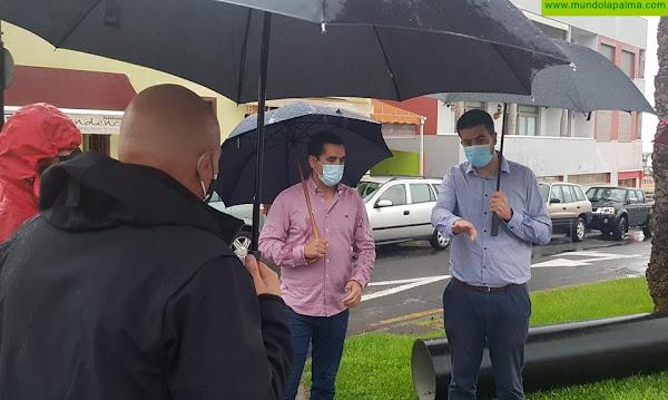 El Cabildo pone en marcha las obras de repavimentación de la carretera de El Zumacal