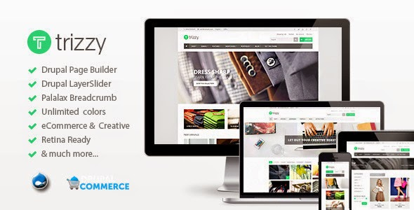 Multipurpose eCommerce Theme