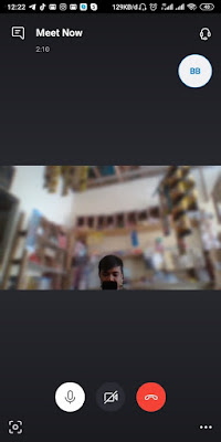 Cara Join Teleconference Menggunakan Skype di HP Android/iOS
