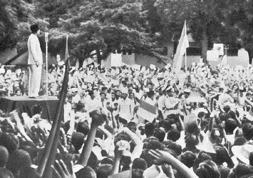 Peristiwa Sejarah Menjelang Kemerdekaan Indonesia