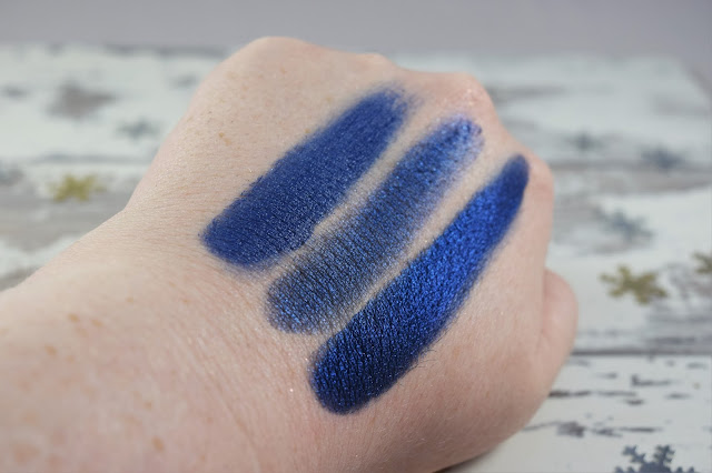 Estee Edit Metallishadow Creme & Powder Duos in Wild Cosmos Swatch