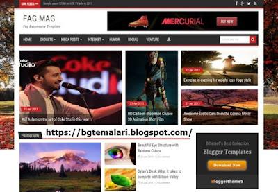 Fag Mag Blogger