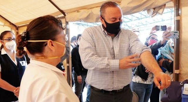 Gobierno de Atlixco y Centro de Salud Urbano inician Jornada de Vacunación contra la Influenza