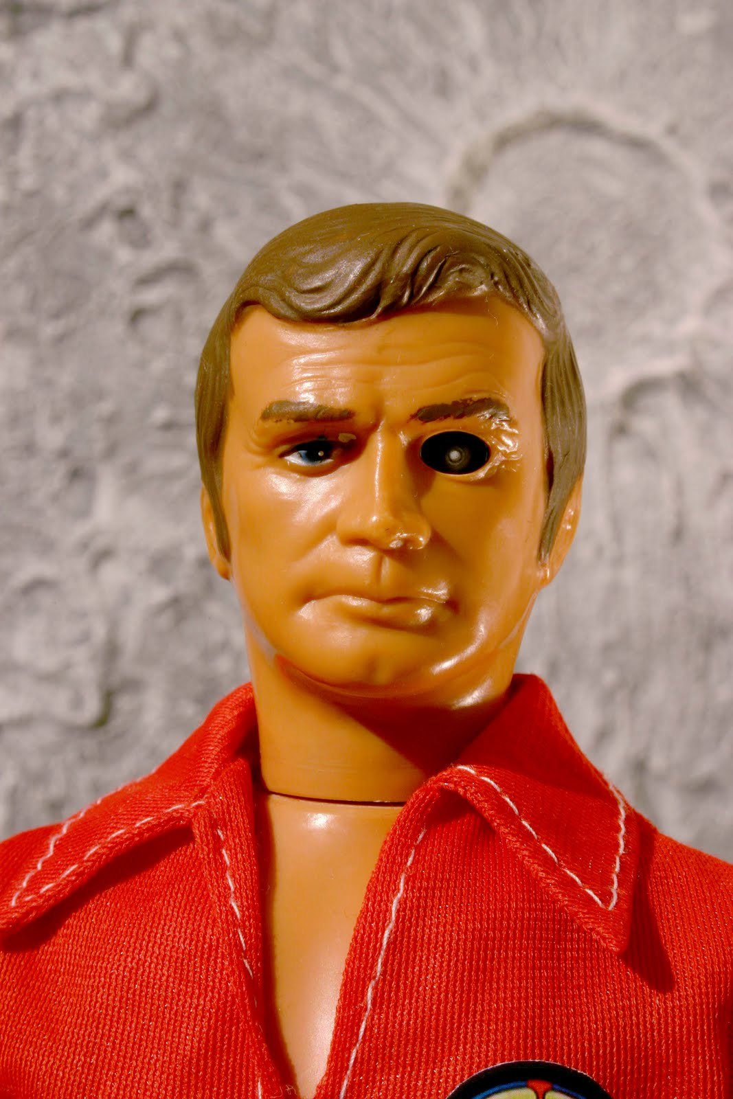Modelkit Workshop The Six Million Dollar Man Figures  Kenner-8046