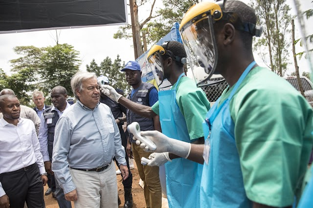 Ebola flare-up: Guinea to start immunization drive after tempest postponed plane shows up