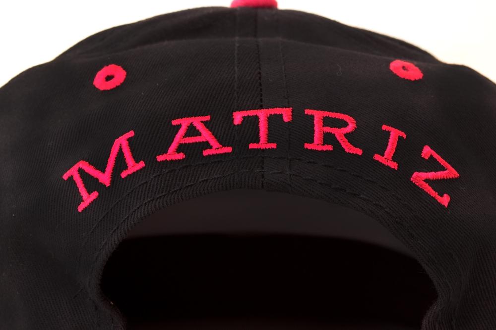 boné official matriz skateshop detalhe