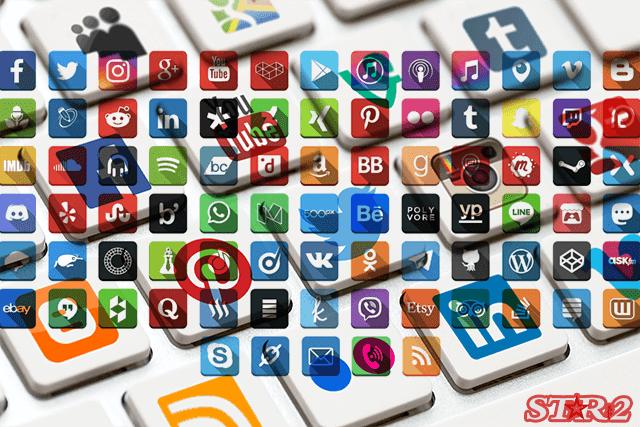 ترتيب افضل 10 مواقع التواصل الإجتماعي