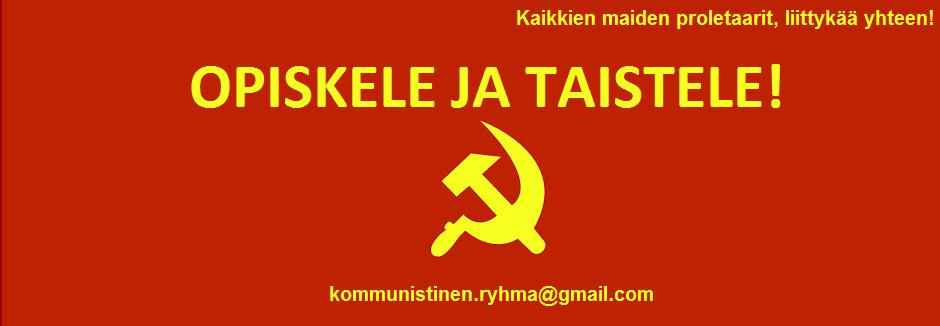 Marxismi-Leninismi