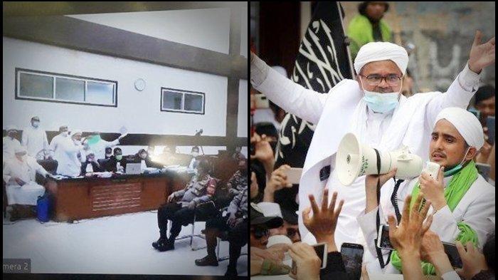 Bacakan Pledoi, HRS: Apakah TWK KPK Bentuk Balas Dendam Neo PKI ke Umat Islam?