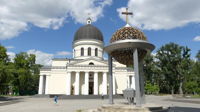 Chișinău - Kathedrale der Geburt des Herrn (Catedrala Nașterea Domnului)