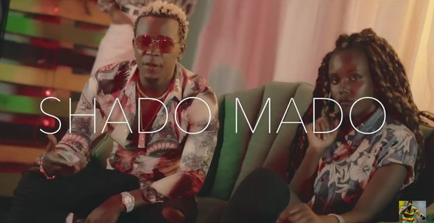 Willy Paul Ft. Alaine - Shado Mado
