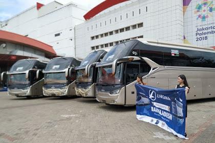 Sejarah Karoseri Laksana, dari Bengkel Otomotif menjadi Raksasa Karoseri Bus Indonesia