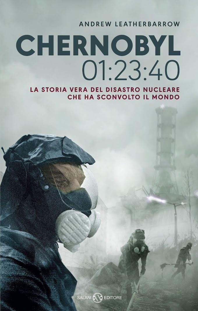 Chernobyl 01:23:40 | Recensione del libro di Andrew Leatherbarrow