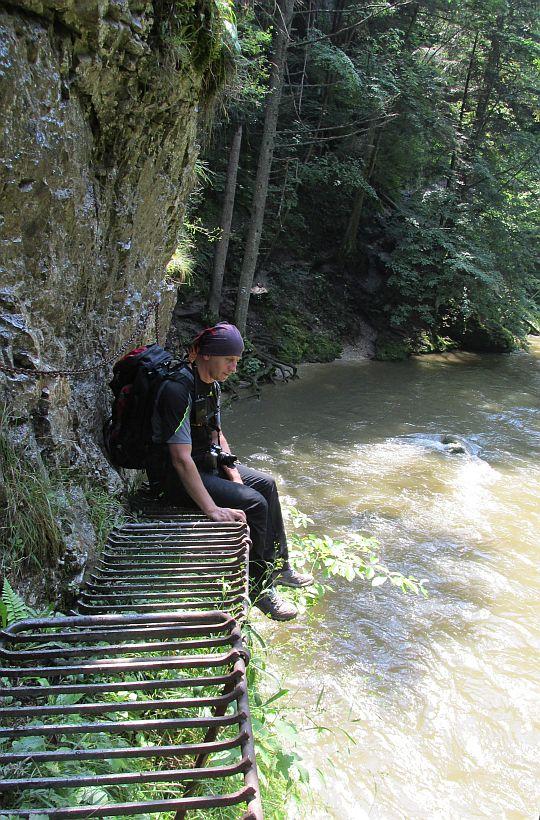 Stupaczki przy Jaskini (słow. Stúpačky pri Jaškyni).