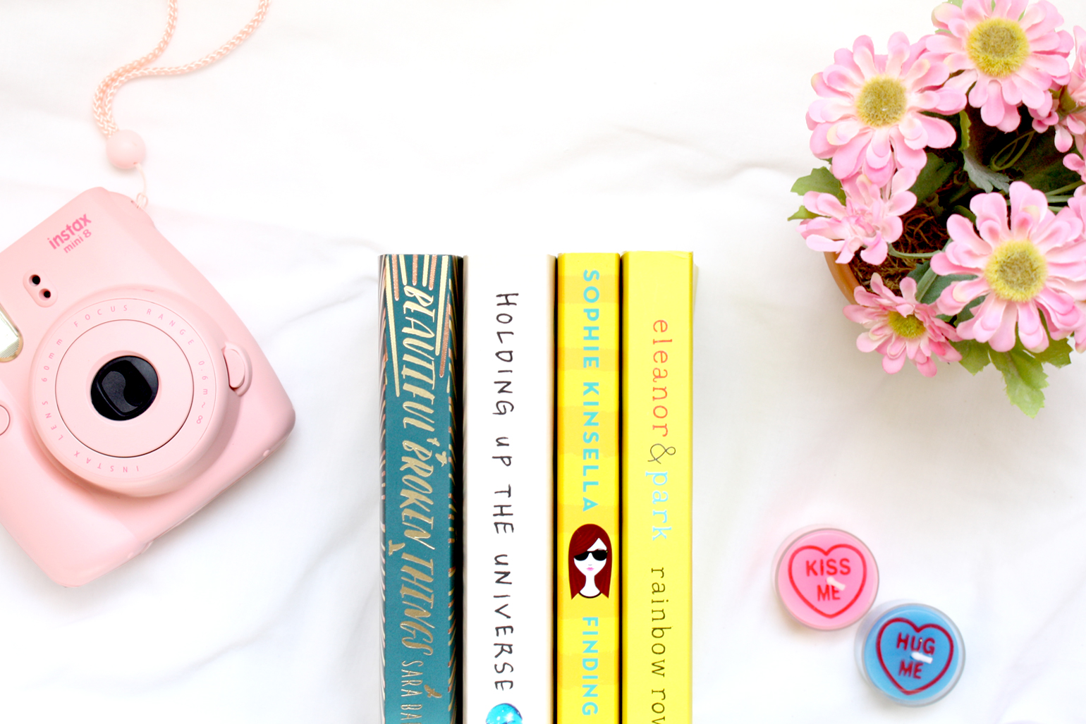 young adult books love