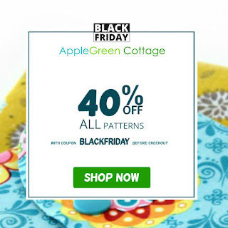 Black Friday Sale At Applegreen Cottage