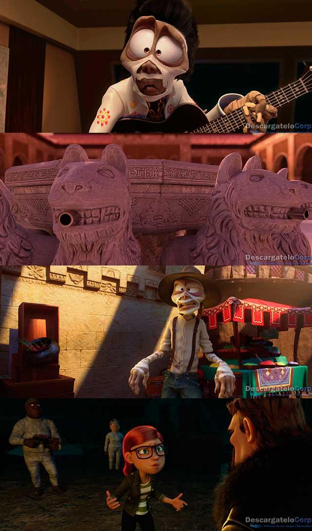 Tadeo el Explorador Perdido 2 El Secreto del Rey Midas (2017) HD 1080p Latino