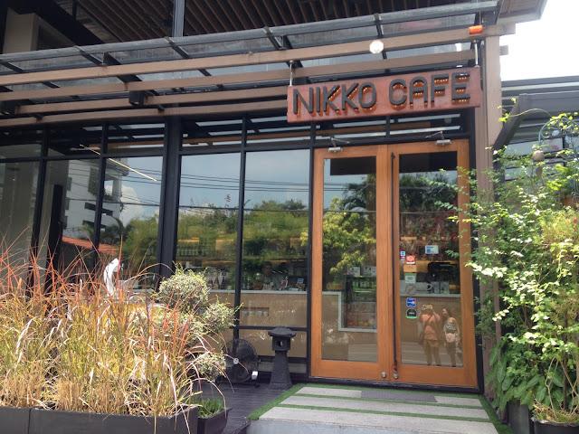 nikko cafe, Bangkok, Thailand