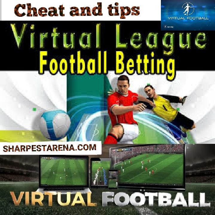 Bet9ja virtual cheat and correct scores, 100% sure
