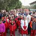 Inauguró el Alcalde, aula en la primaria Niños Héroe