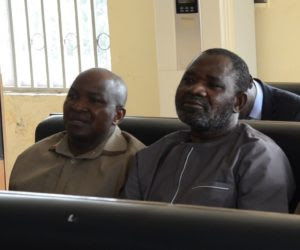 Photo: Deputy, Assistant Directors in Federal Ministry of Works dragged to court over N4.5m fraud